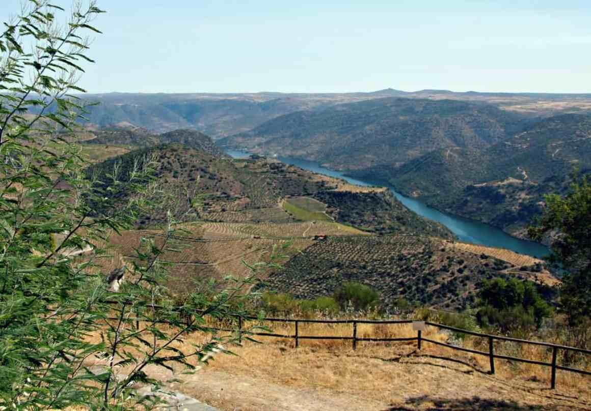 Tarasy widokowe Nad Duero