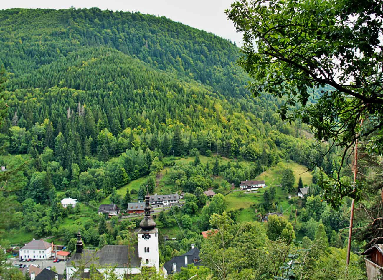 Wycieczki po Niskich Tatrach