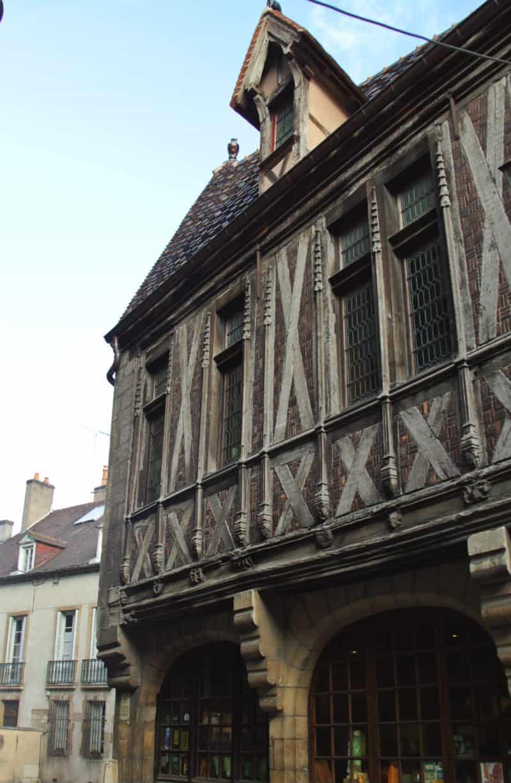 Dijon - spacery po mieście