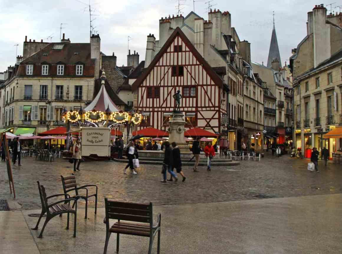 Burgundia - Dijon