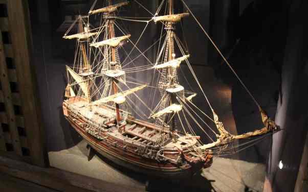 Muzeum morskie w Saint Tropez