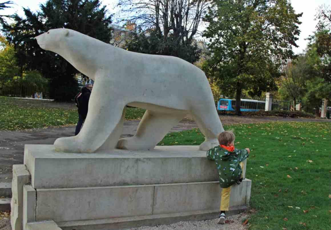 Parki w Dijon
