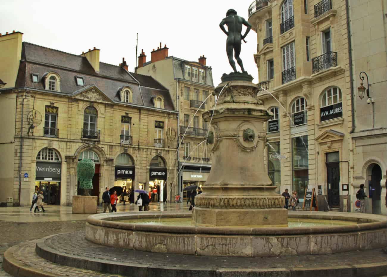Place Dijon