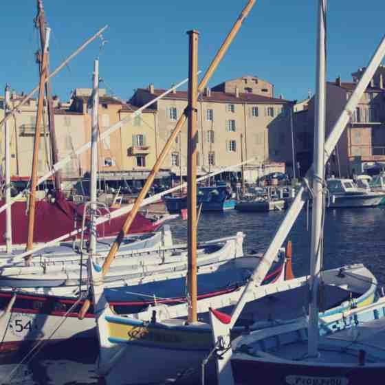 Atrakcje Lazurowego Wybrzeża - Saint Tropez