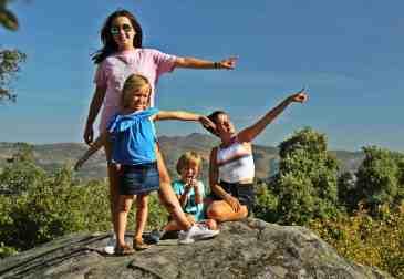 Portugalia z dziecmi - Dolina Douro