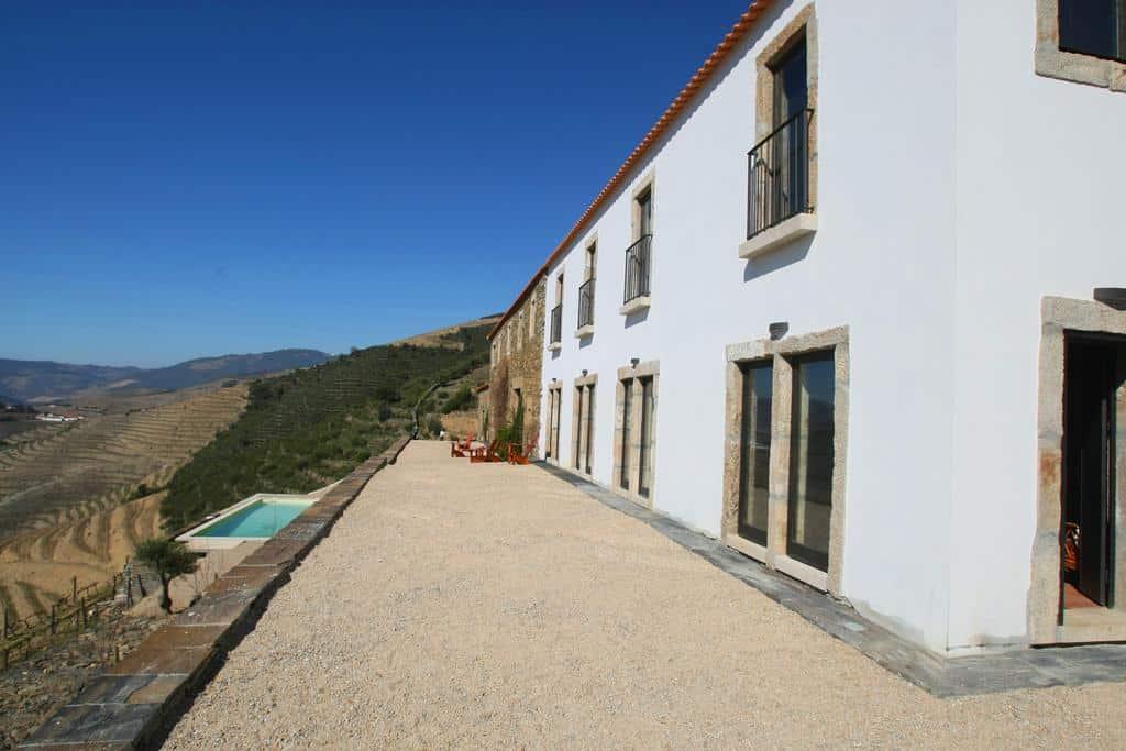 Noclegi nad rzeką Douro