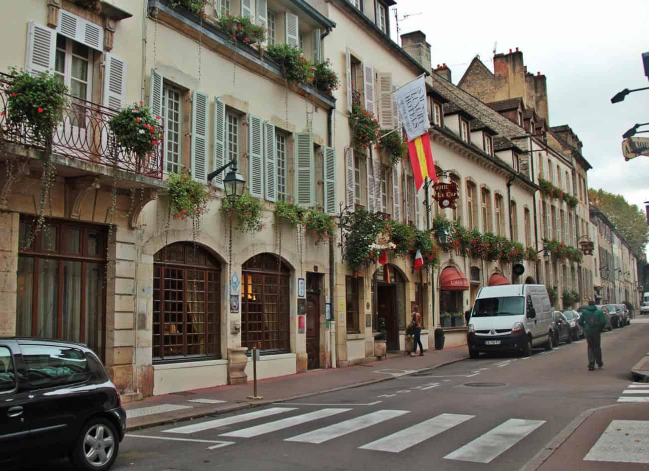 Ulice Beaune