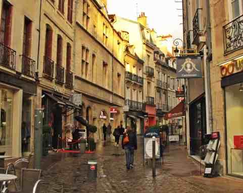 Ulice Dijon
