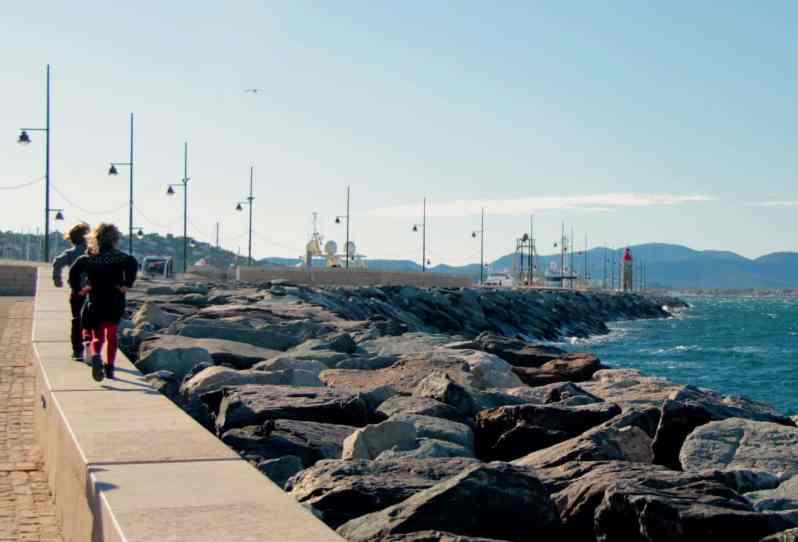 Zwiedzanie Lazurowego Wybrzeza - Saint Tropez