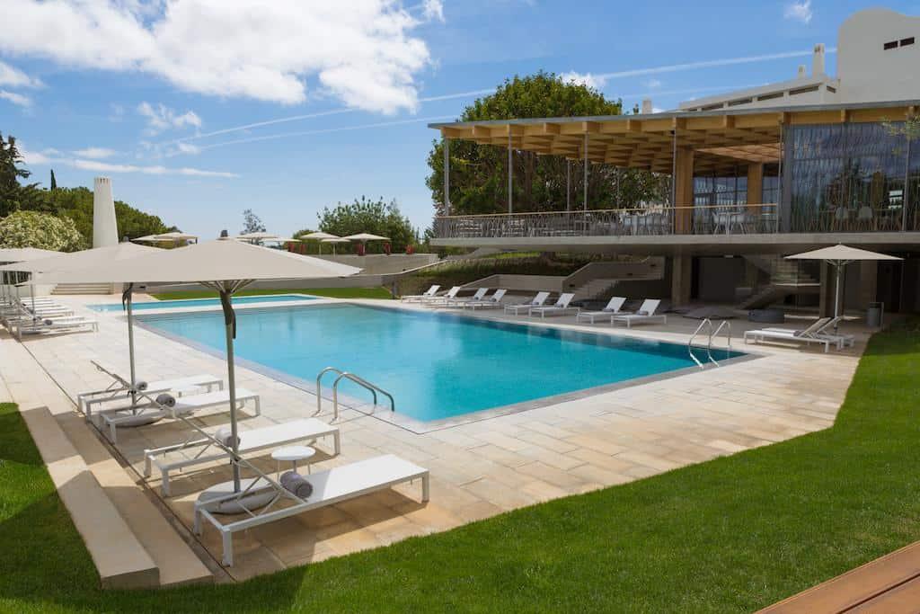 Hotele w Portugalii - Ozadi