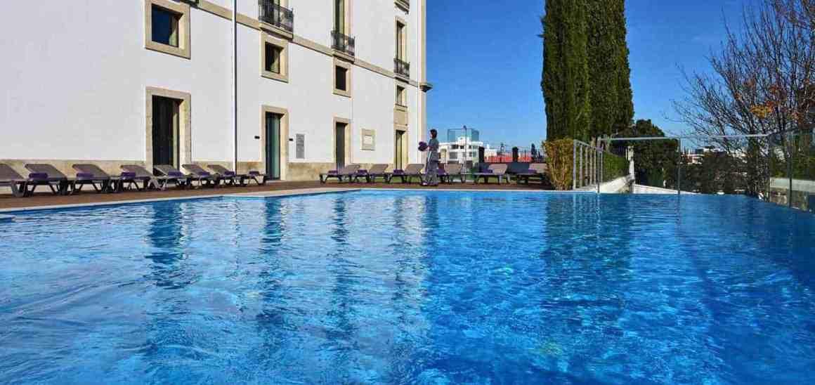 Hotele w Portugalii - Pousadas