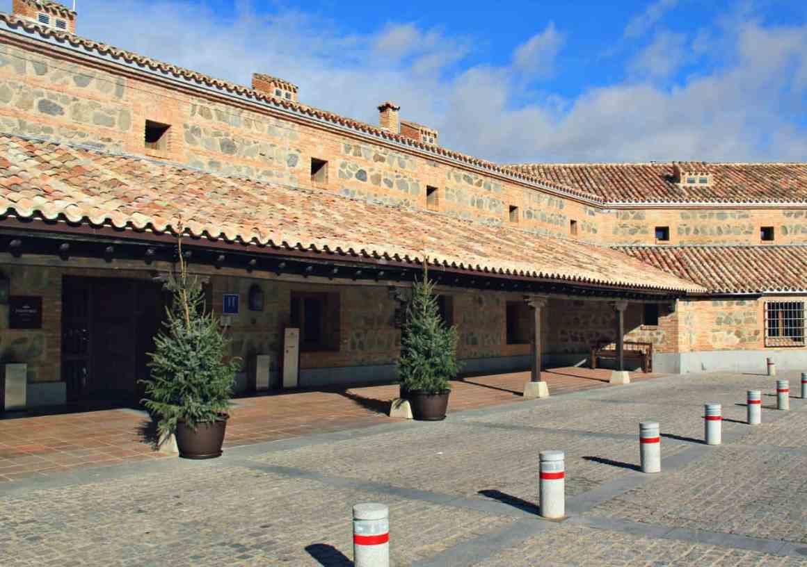Klimatyczne noclegi w Hiszpanii - Toledo