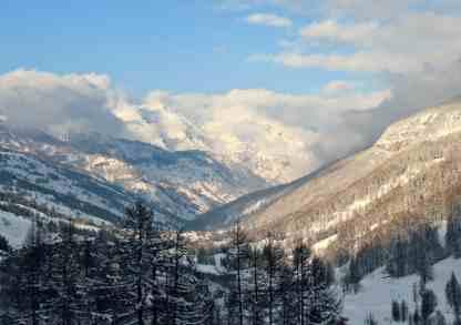 Piemont - narty we Wloszech