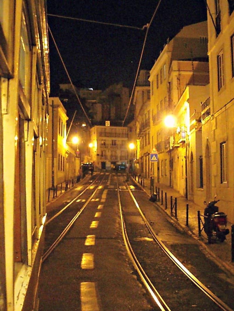 Tramwaj 28 - Lizbona