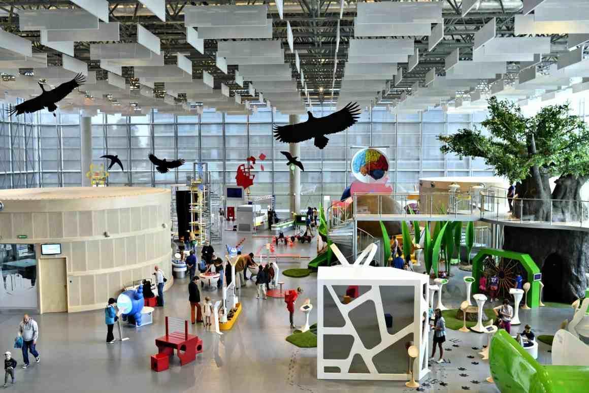 Centrum Nauki Experyment - Gdynia z dzieckiem