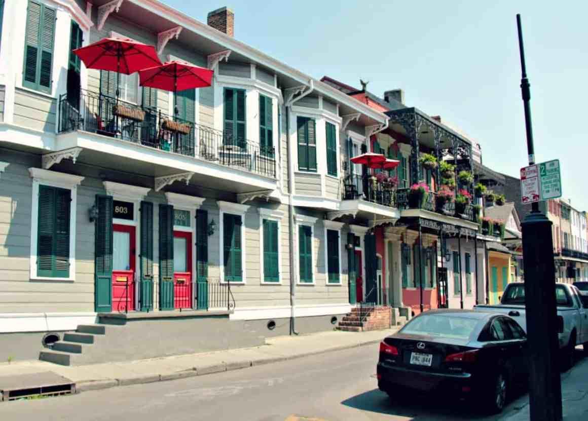 Dzielnica Francuska w Nowym Orleanie