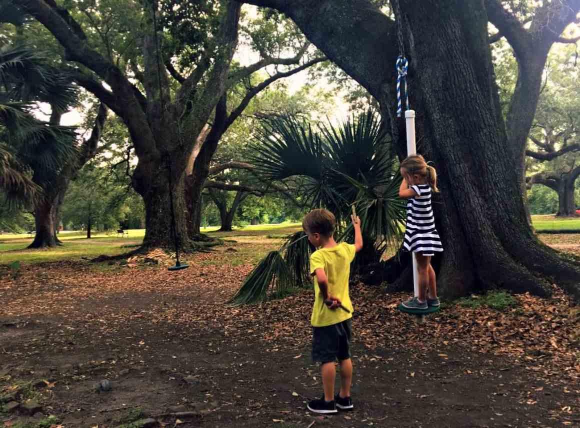 Parki w Nowym Orleanie