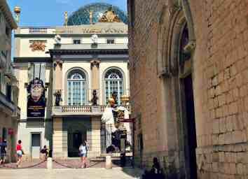 Zwiedzanie Katalonii - Muzeum Dalego