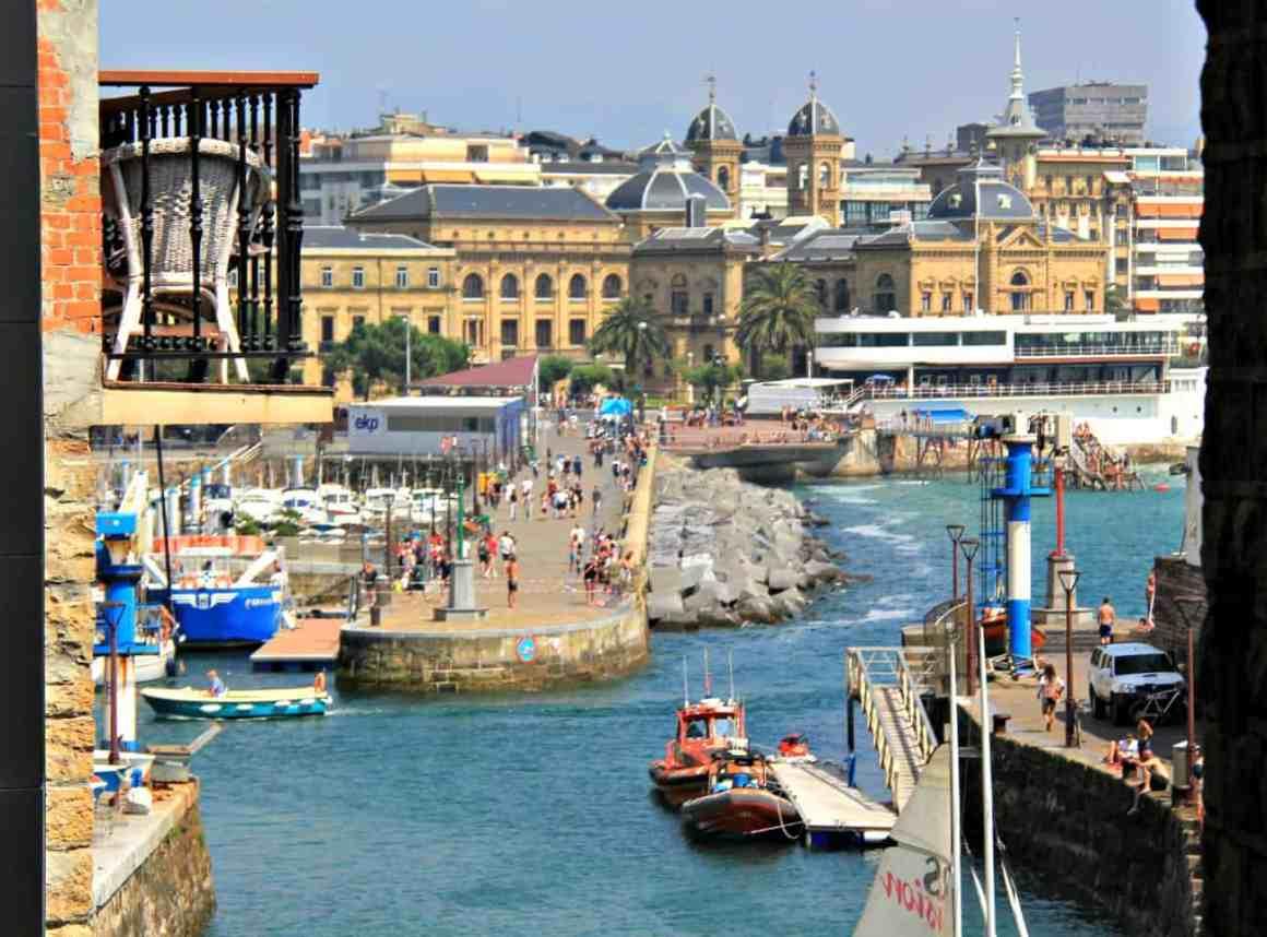 zwiedzanie San Sebastian