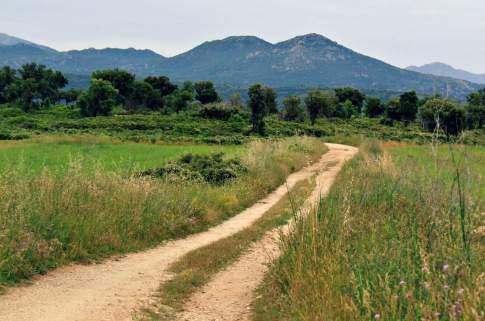 Szlaki piesze Emporda- Katalonia