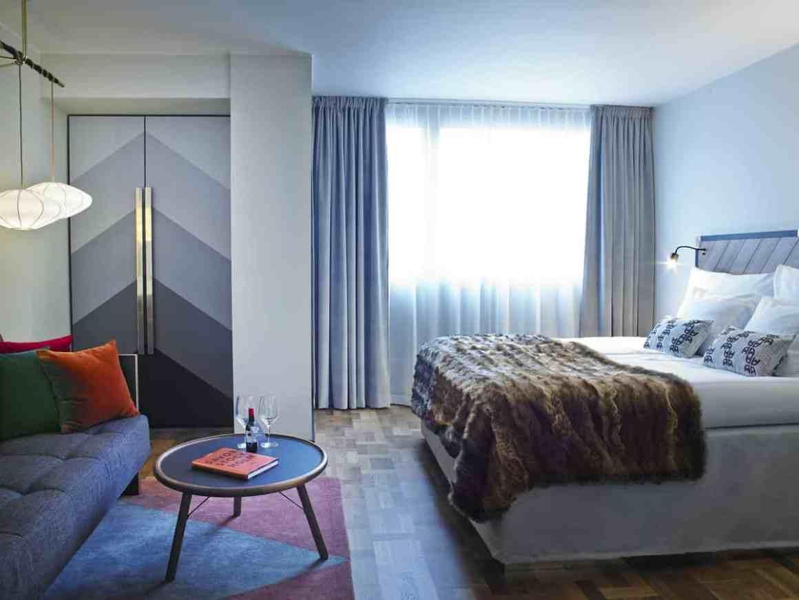 Hotel Clarion w Sztokholmie