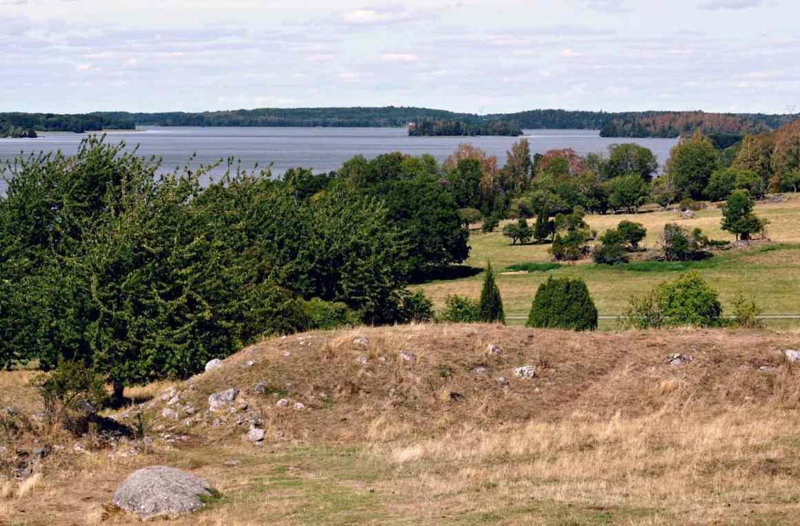 Jezioro Malaren - zwiedzanie Szwecji
