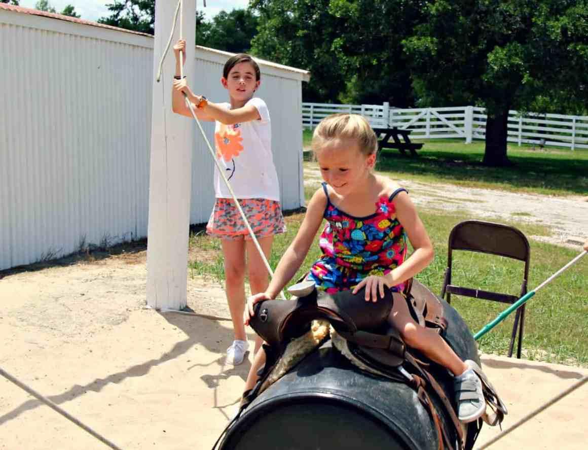 ranczo w Teksasie