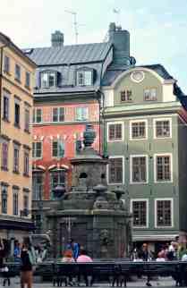 Stare Miasto w Sztokholmie