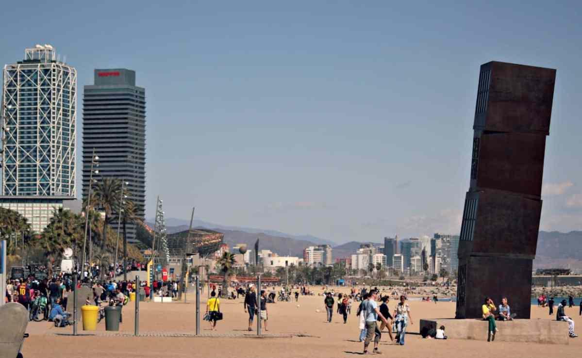 Hotele w Barcelonie blisko morza