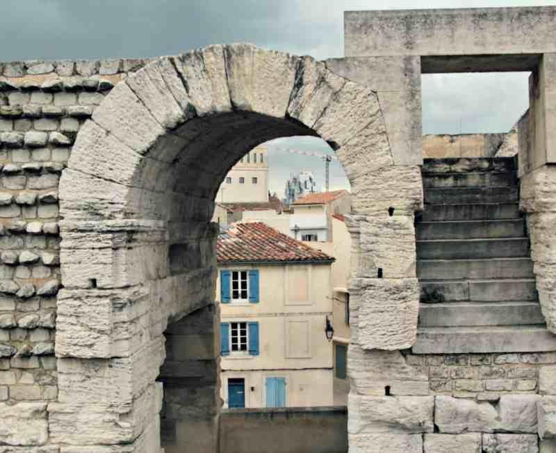 Zwiedzanie Prowansji - Arles