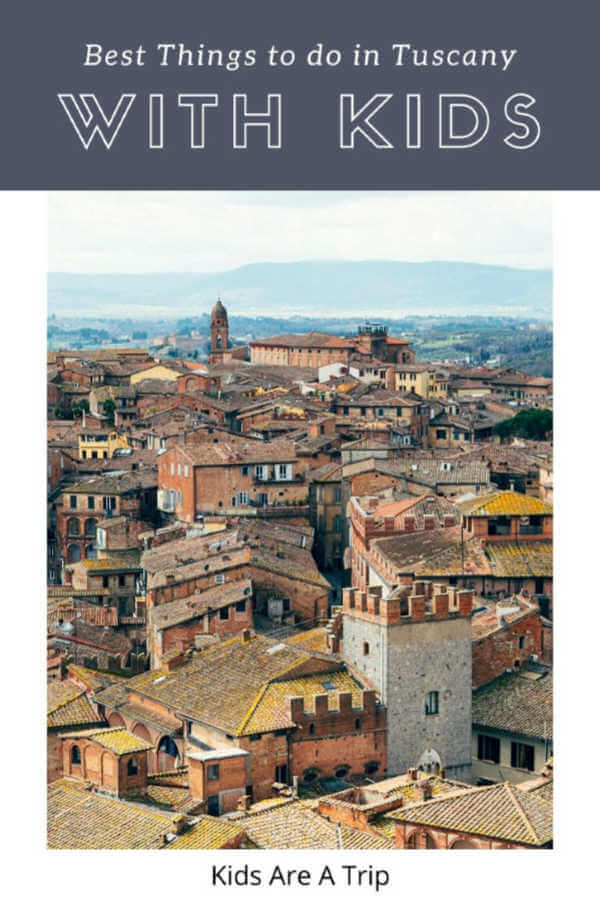 Tuscany hill town towers-Kids Are A Trip