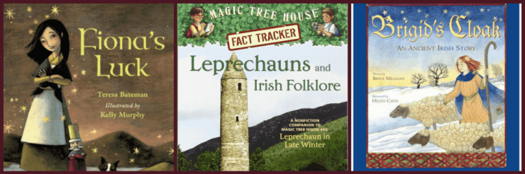 Favorite Books that Inspire Travel to Ireland Grade School-Kids Are A Trip