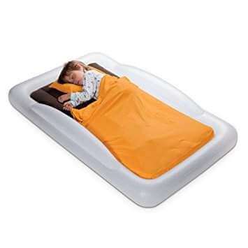 Essential Travel Gear for Your Next Family Trip Inflatable Bed - Kids Are A Trip