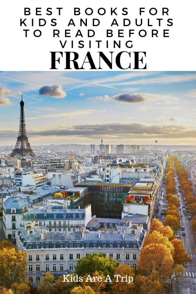 If you're traveling to Paris with kids, it's a good idea to introduce them to France before the trip. Why not read some of these best kids books about Paris to help set the stage? - Kids Are A Trip