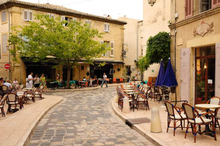 Beautiful Places to Visit in Provence Lourmarin-Kids Are A Trip