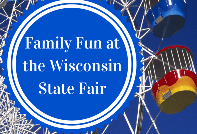Wisconsin State Fair-Kids Are A Trip