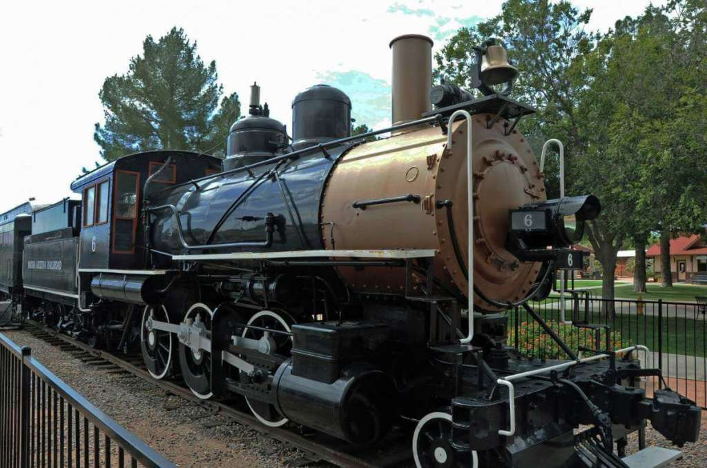 Best Family Activities in Phoenix McCormick Railroad-Kids Are A Trip
