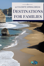 10 Favorite Spring Break Destinations for Families