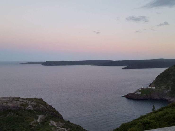 View from Signal Hill St. John's-Kids Are A Trip