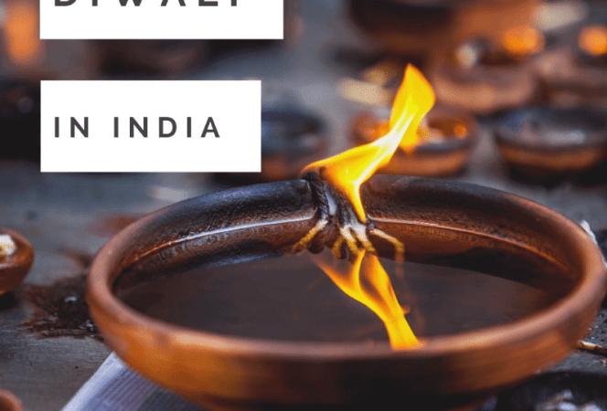 Celebrating Diwali in India-Kids Are A Trip