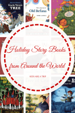 Holiday Story Books from Around the World