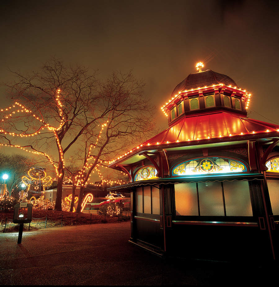 Zoo Lights Holidays in Chicago-Kids Are A Trip