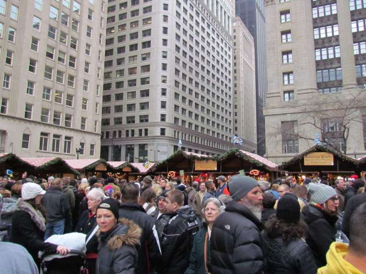 Christkindl Market Holidays in Chicago-Kids Are A Trip