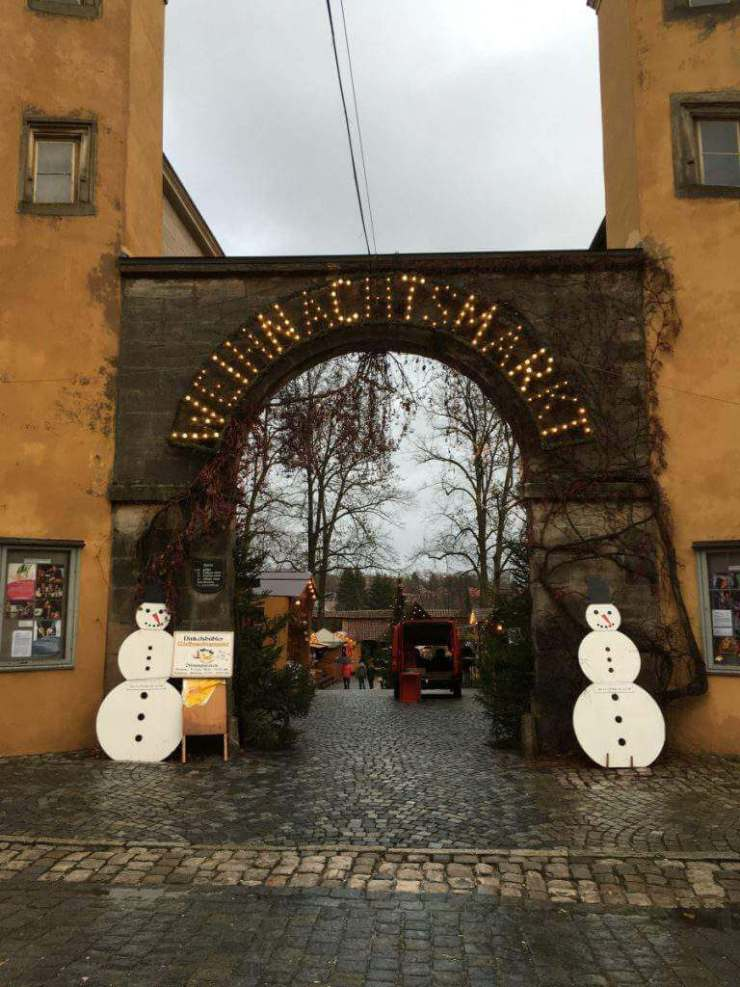 Christmas in Germany-Kids Are A Trip