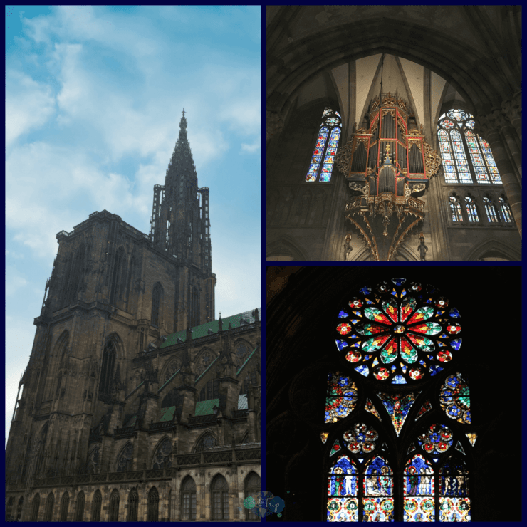 Strasbourg Cathedral-Kids Are A Trip