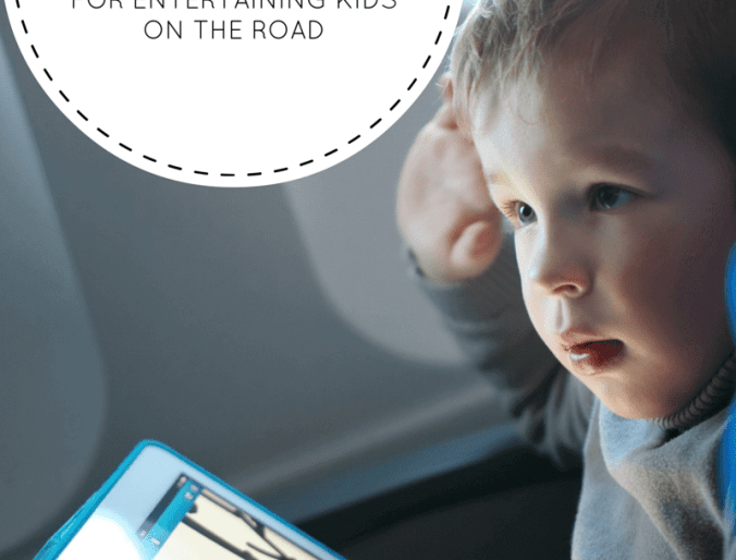 Favorite Apps for Entertaining Kids on the Road