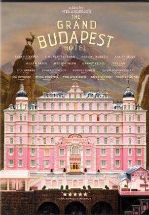 Travel Movies Grand Budapest Hotel-Kids Are A Trip