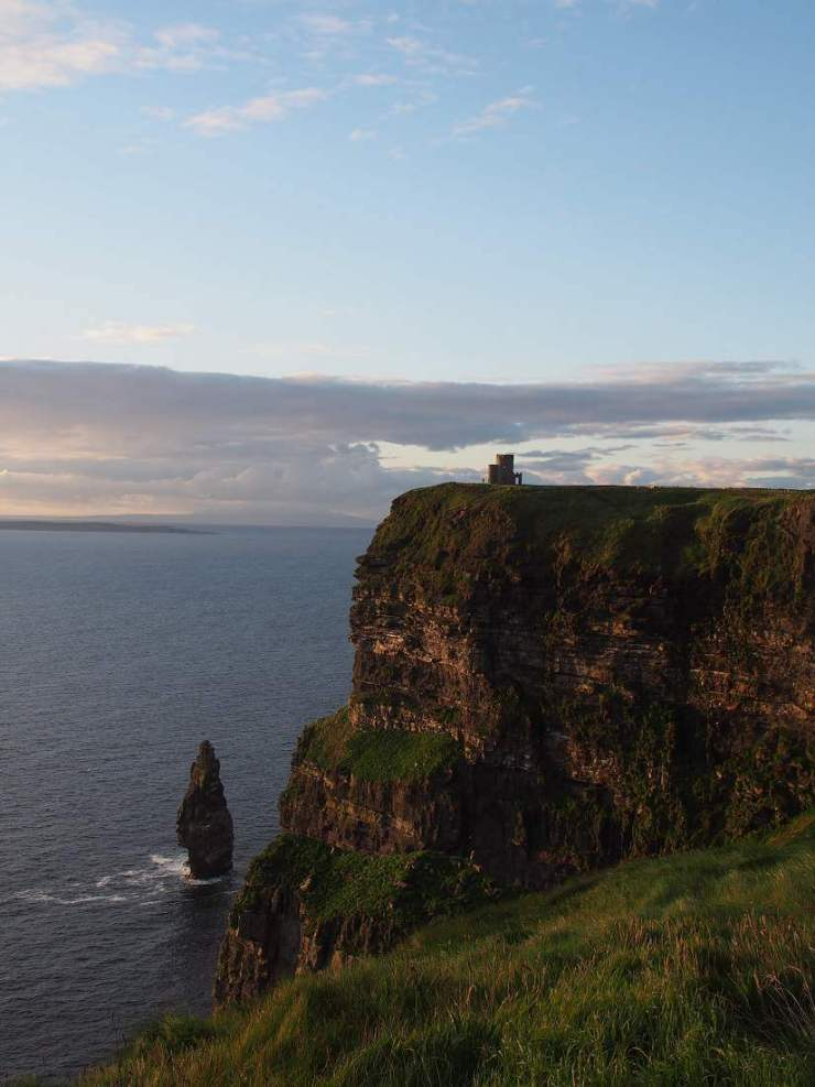 Top Destinations in Ireland for Families-Cliffs of Moher-Kids Area Trip