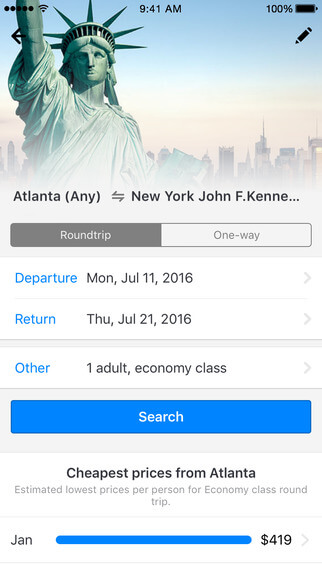 Favorite Travel Apps for 2016 Skyscanner-Kids Are A Trip