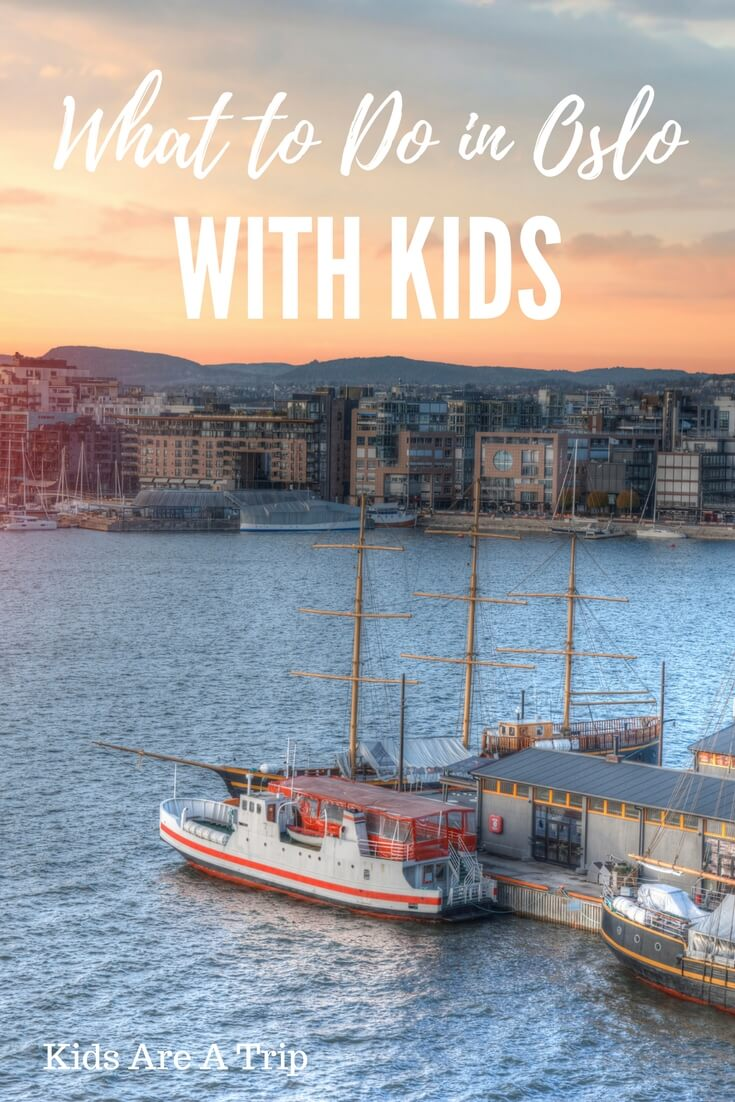 Oslo is a beautiful city to explore any time of year and kids of all ages will love being outdoors and exploring. We're sharing 7 fun things to do while visiting Oslo, Norway with kids. - Kids Are A Trip